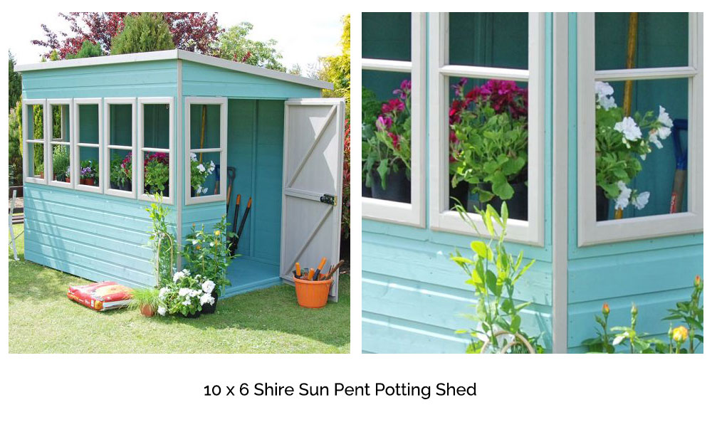 Fifteen reasons why you have to buy a potting shed for Buy potting shed