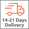 15 - 20 Working Days Delivery