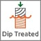 Dip-treated