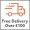 Free Delivery over 100