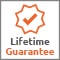 Limited lifetime guarantee